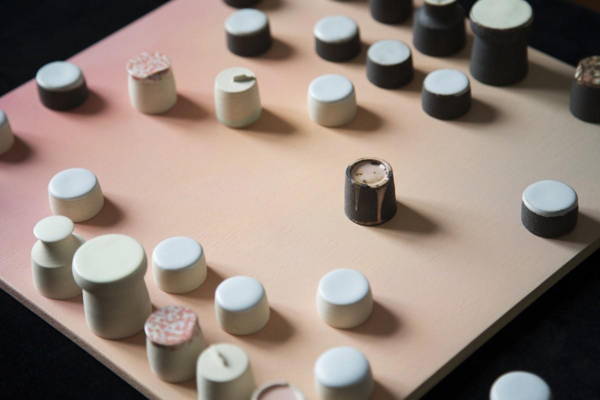 Chess - Yoko Homareda, spring 2015