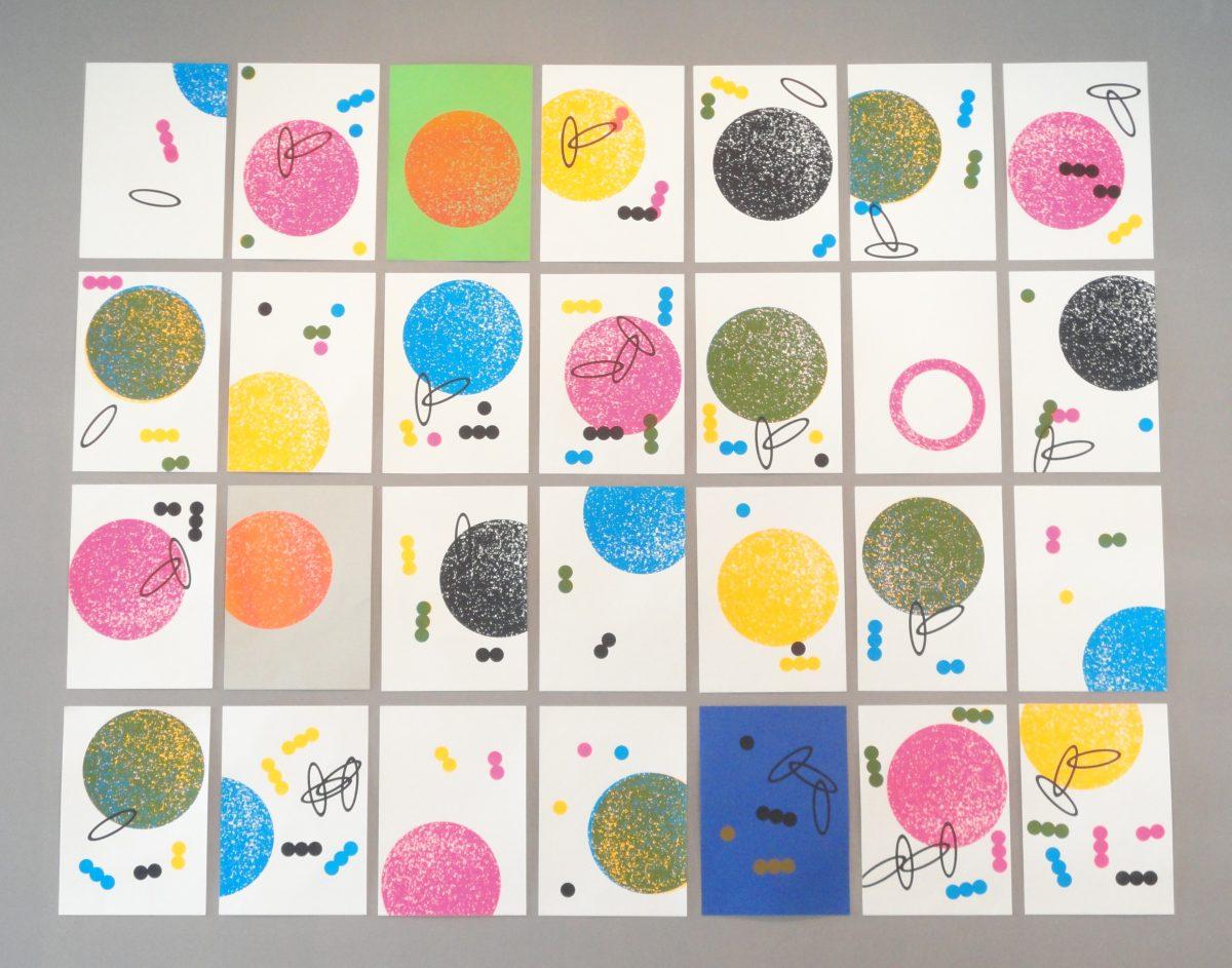 Circle n°01 - Yoko Homareda, spring 2016