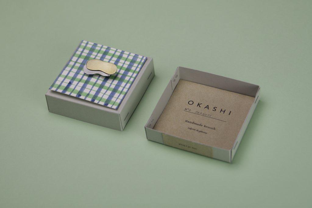 Okashi Vol.1 - by Yoko Homareda, Nantes, winter 2015