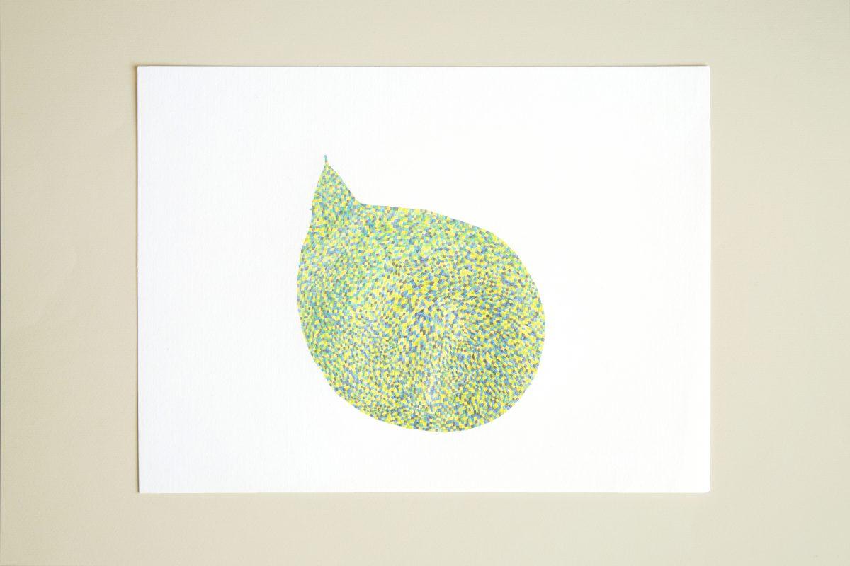 Square n°01 - Yoko Homareda, Autumne 2013